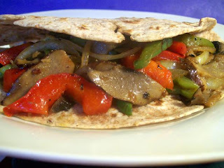 Cooking Light : Roasted Veggie Fajitas