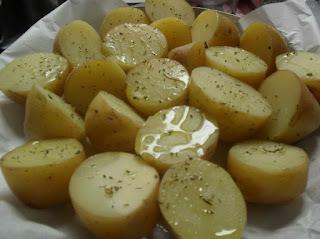 Ao vencedor, as batatas...
