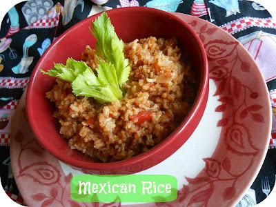 using ground rice