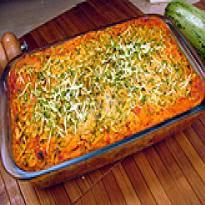 Lasanha Especial Vegetariana