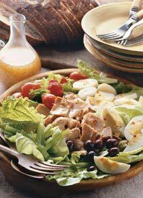 Delícia de Salada!