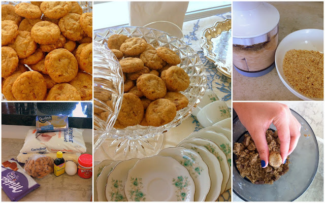 Cookies e + Cookies... (Mesa do Cafezinho)