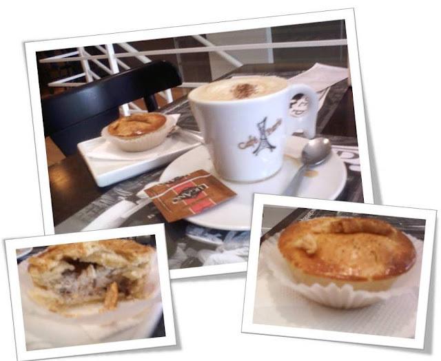 Café Paris: charme, qualidade e simpatia que cativam