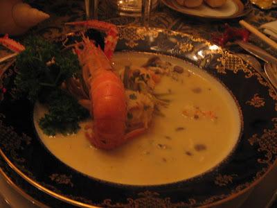 Tom Yam Kung - sopa oriental