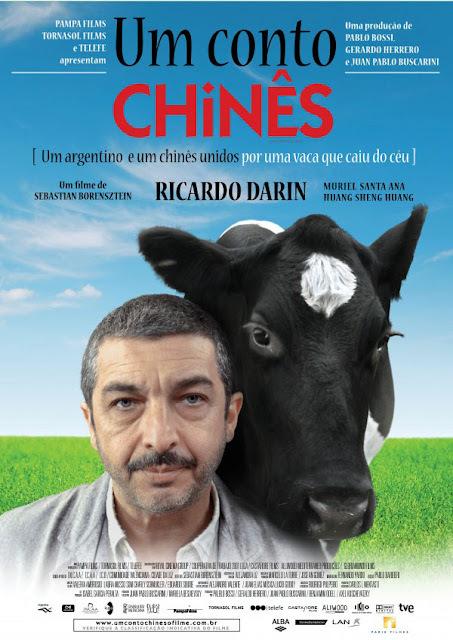 Um conto chinês & Entrecot ao funghi com batatas