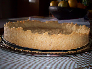 Massa para torta doce ou salgada