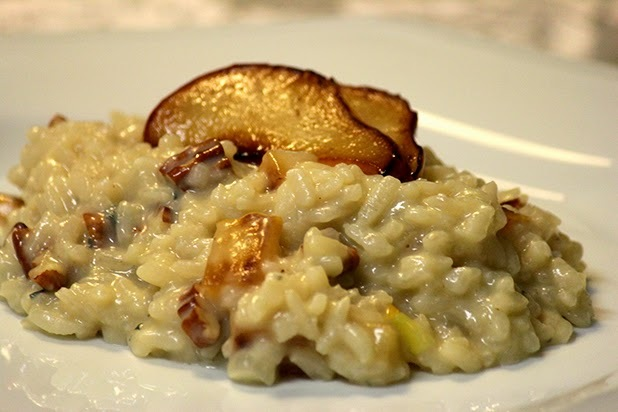 è possível fazer risoto de sobras de arroz