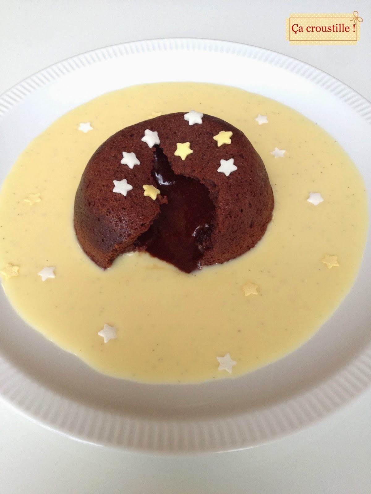 COEUR COULANT CHOCOLAT EXPRESSO