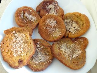 Sweet Wheat Flour Fritters/Malpua