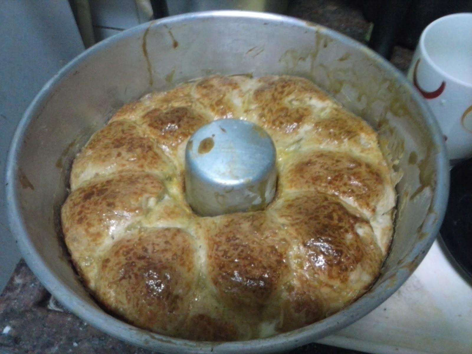 Pão Caseiro - Delicioso