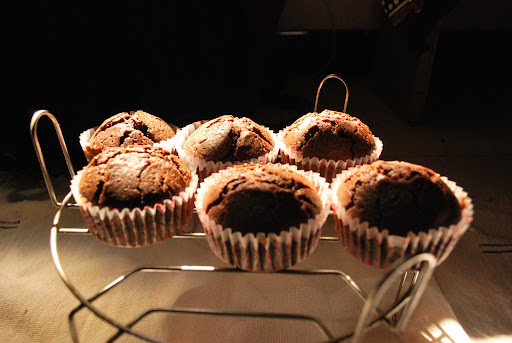 Eggless Moist Chocolate Cupcakes