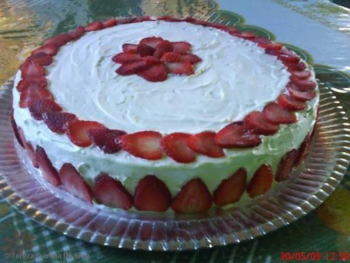 bolo de sorvete com emustab