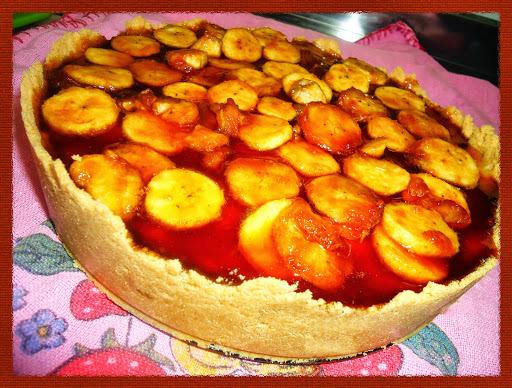 Receita: Torta Maravilha de Banana