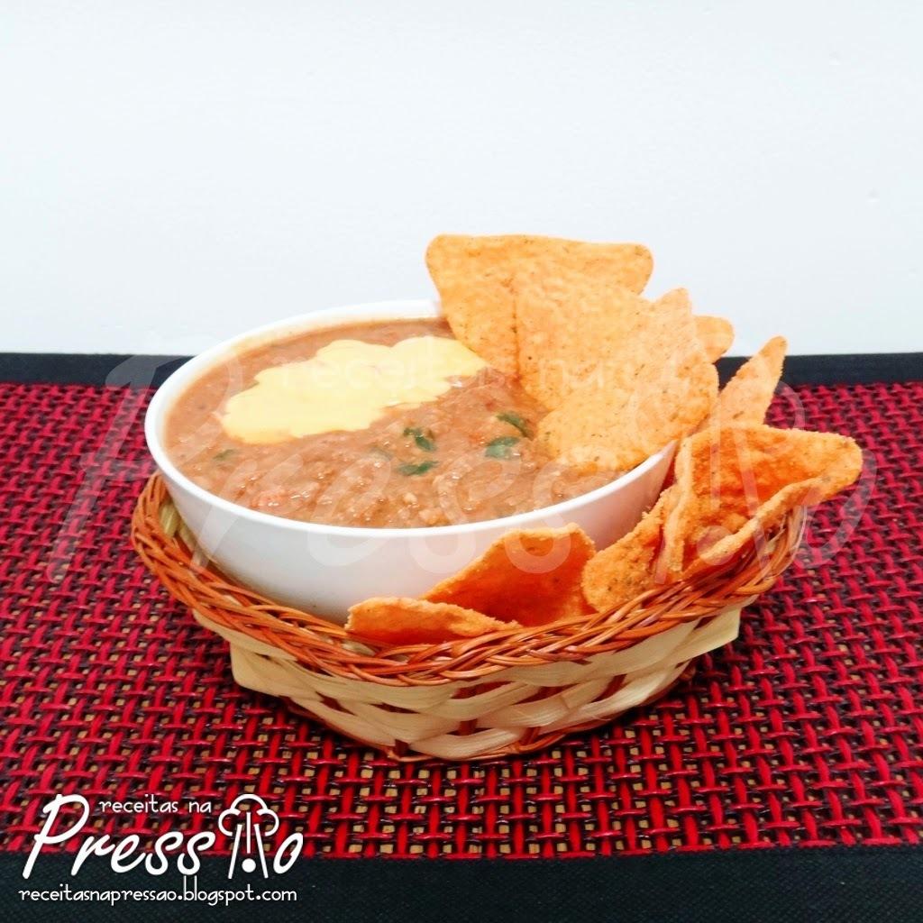 Chilli Mexicano na Pressão (Chilli Beans / Chili)