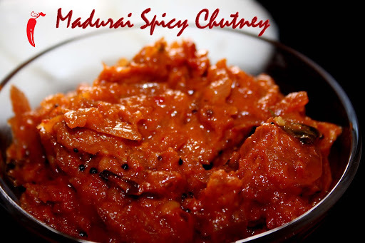 Madurai Spicy Chutney/Madurai Kara Chutney