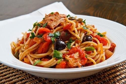 Esparguete de Atum