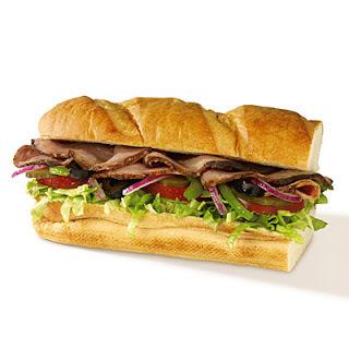 ROAST BEFF SANDWICH
