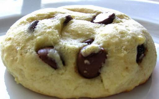 Cookie com Leite condensado