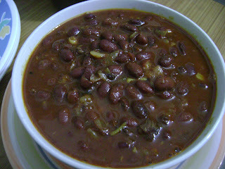 Feijoada/Beans Curry (Traditional Fare)