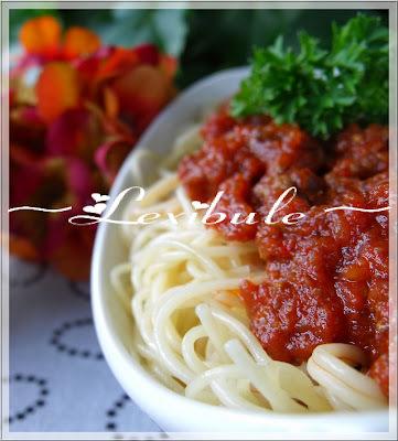 Sauce à spaghetti Mamma Mia!
