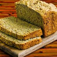 Pão Protéico de Soja e Lentilhas