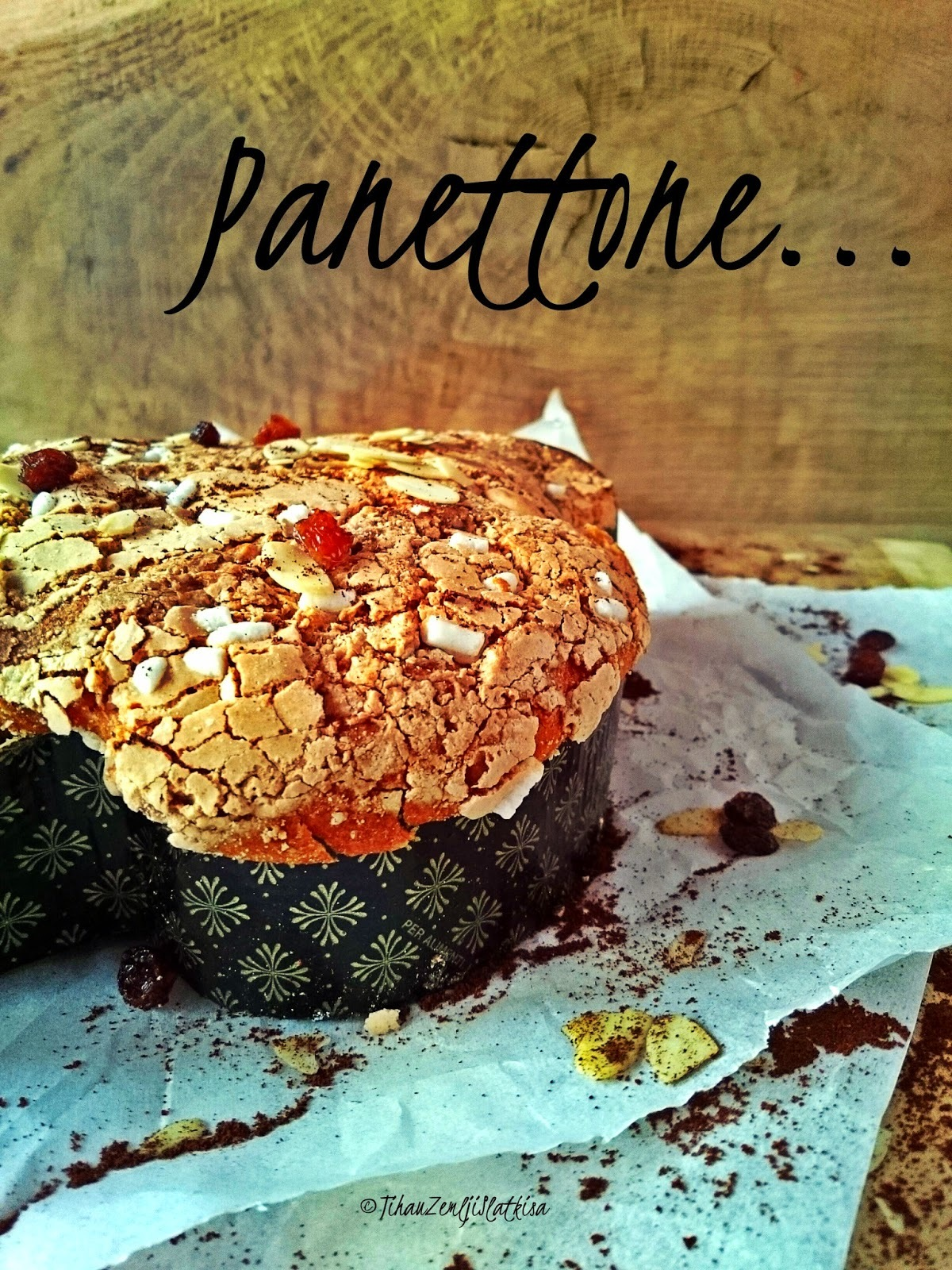 (CAFE.HR) Panettone...