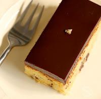 Bolo com chocolate e Conhaque
