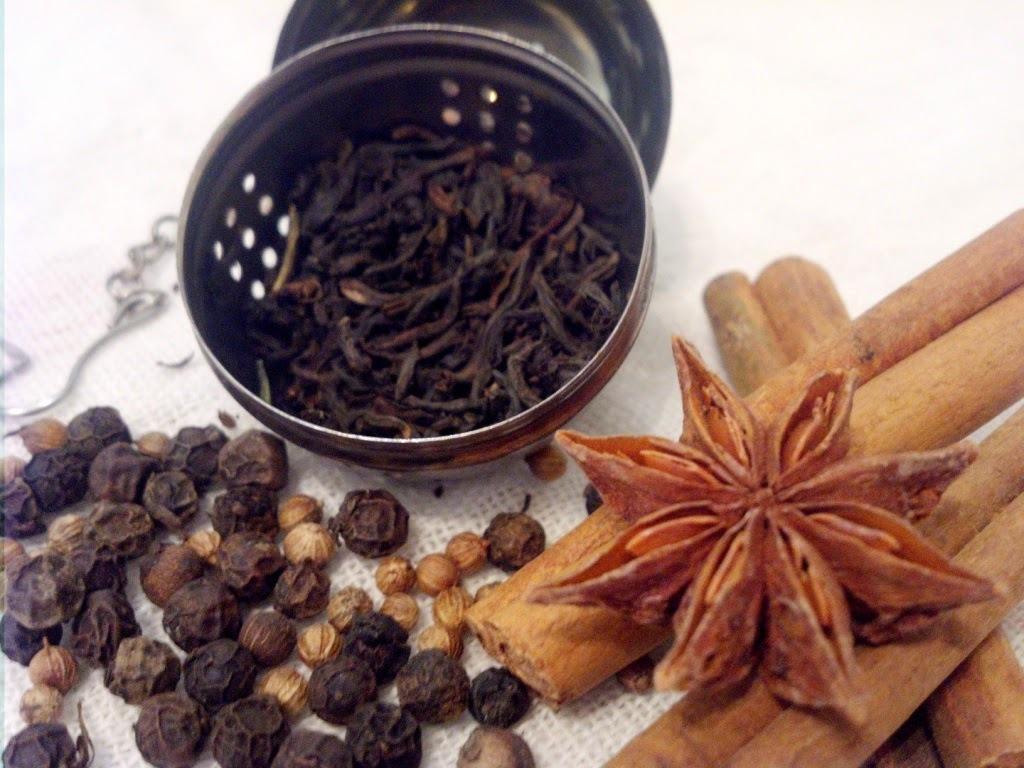 Chai: Chá de especiarias (Indiano)