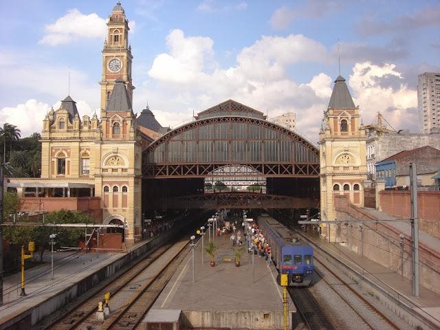 Conhecendo São Paulo - Estação da Luz - Museu da Língua Portuguesa - Exposição Cazuza