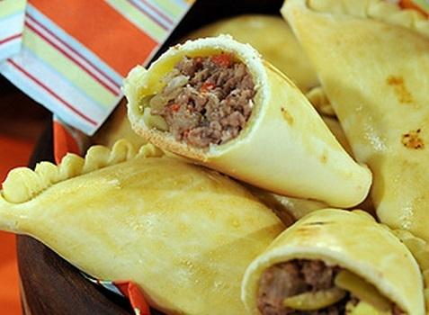 Empanadas de carne picada caseras y faciles