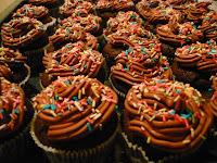 Čokoladni cupcakes by Mare i obični muffin