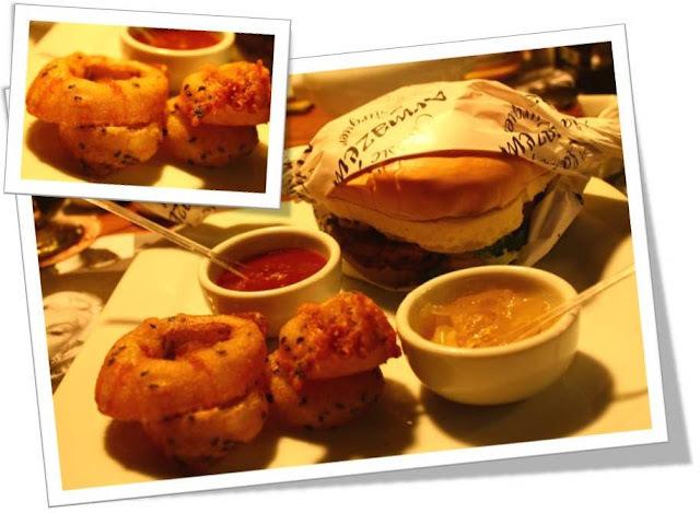 Armazém Classic Burguer: Um hambúrguer vindo dos anos 60