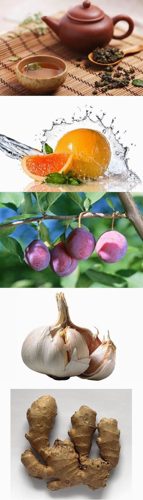 a de guaraná caseiro de limao