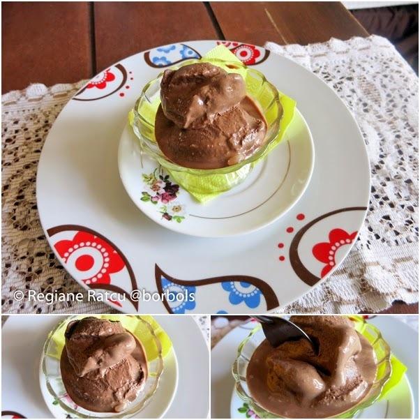sorvete cremoso diet