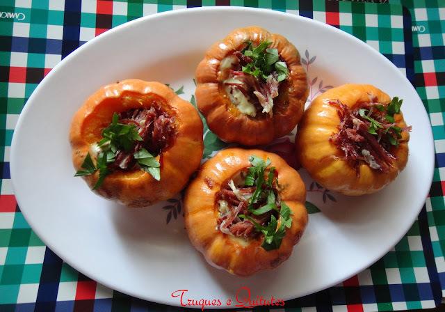 Mini moranga com carne seca Paineira