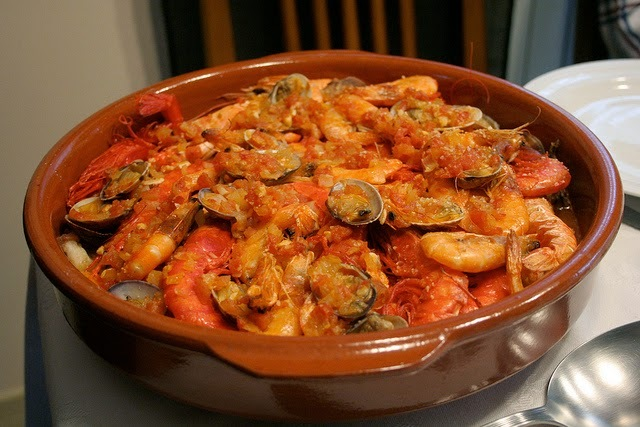 Recette de zarzuela, une bouillabaisse à l'espagnole (Espagne)