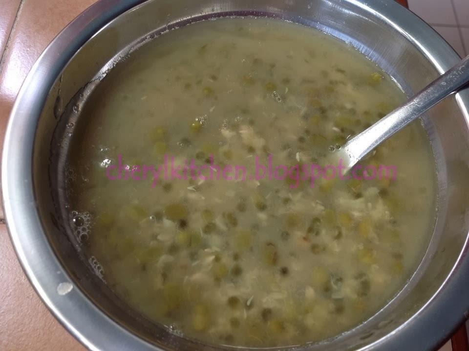 绿豆汤 Mung Bean Soup