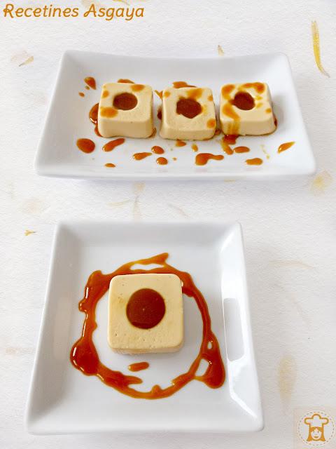 Panna cotta de Caramelo Salado