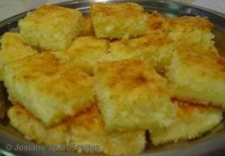 queijadinha de assadeira da palmirinha