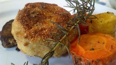 Fish Cake, bolinho de peixe delicioso