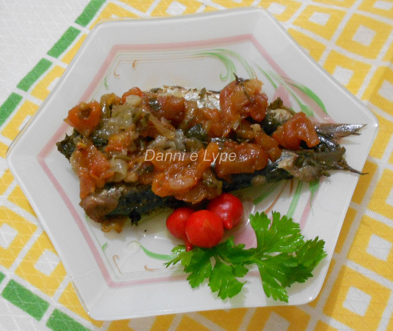 peixe com espinho na panela de pressao