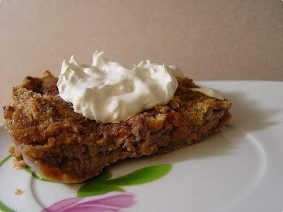 torta de banana com farinha de rosca e canela