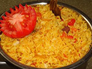 Tomato Pulao(Mumbai style)