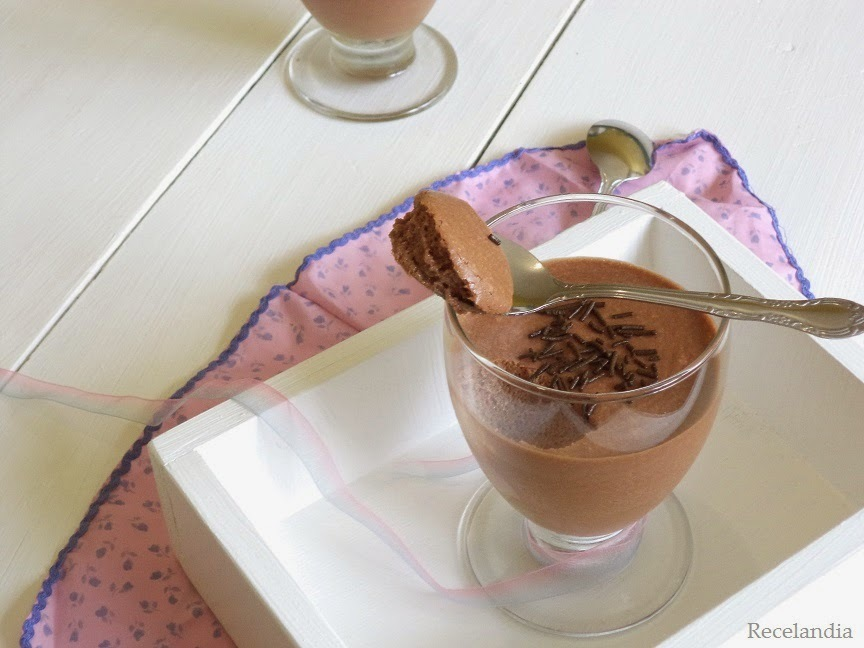 Mousse de nutella