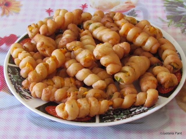 Carrot Spirals (Ethiopian Carrot Snack)