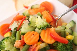 Alimentos para o combate da Artrite (legumes e frutas)