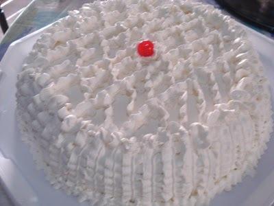Torta Trufada de Coco