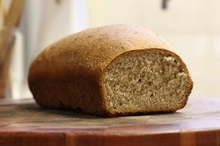 Receita de Pão de Forma Integral
