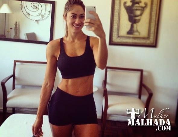 """Maira Tavares está comendo """"Alimentos Falsos Saudáveis"""" por 2 meses - Veja os resultados"""