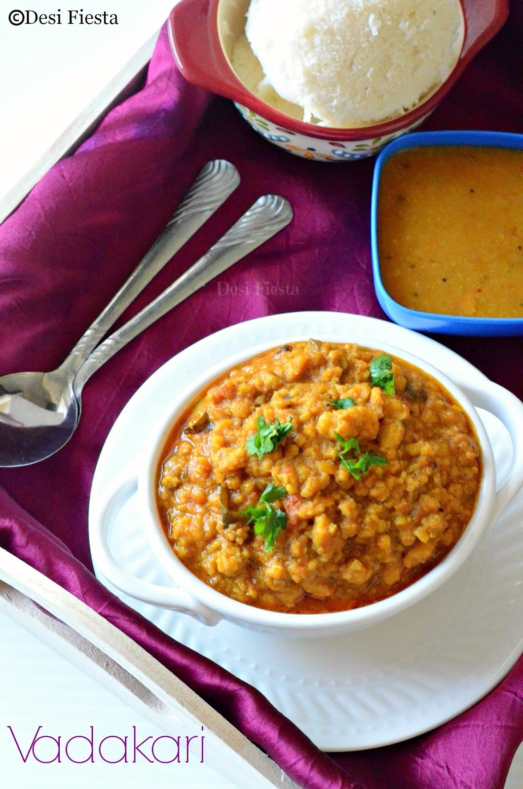 samayal vada curry
